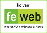 Lid van de Belgische Federatie van Webontwikkelaars